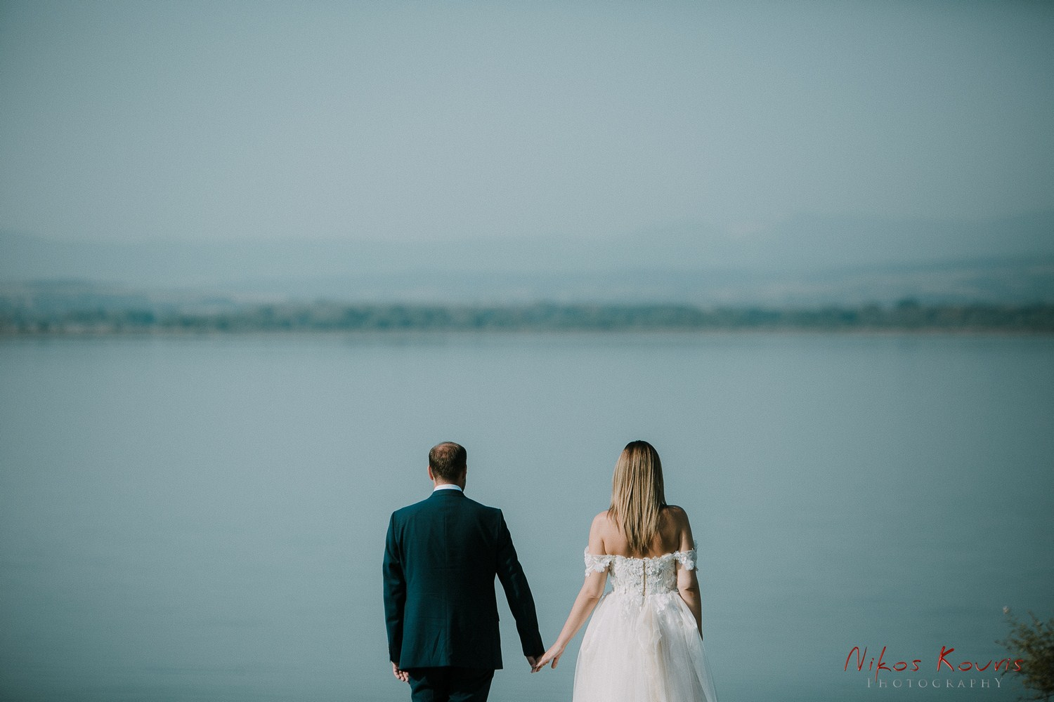 George & Konstantina's wedding story..!